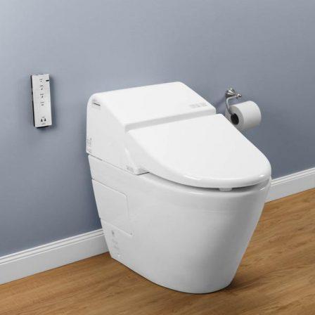Washlet High Tech Toilette