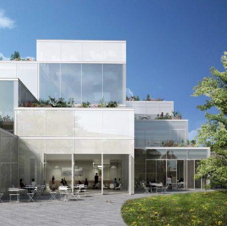 Japanische Architektur japanische architektur für hsg learning center toxic fm