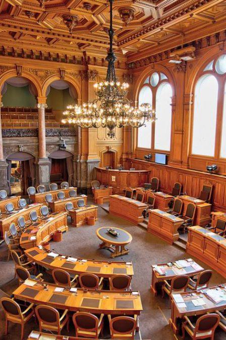 Staenderatssaal