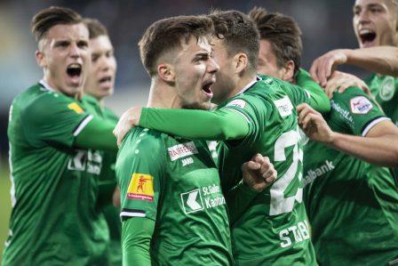 Fussball Super League: FC St. Gallen gegen BSC Young Boys © Urs Bucher/ TAGBLATT