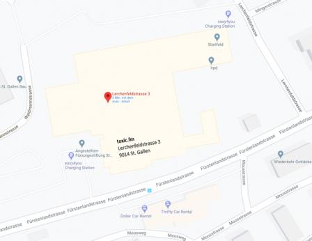 Bild Adresse toxci an der Lerchenfeldstrasse